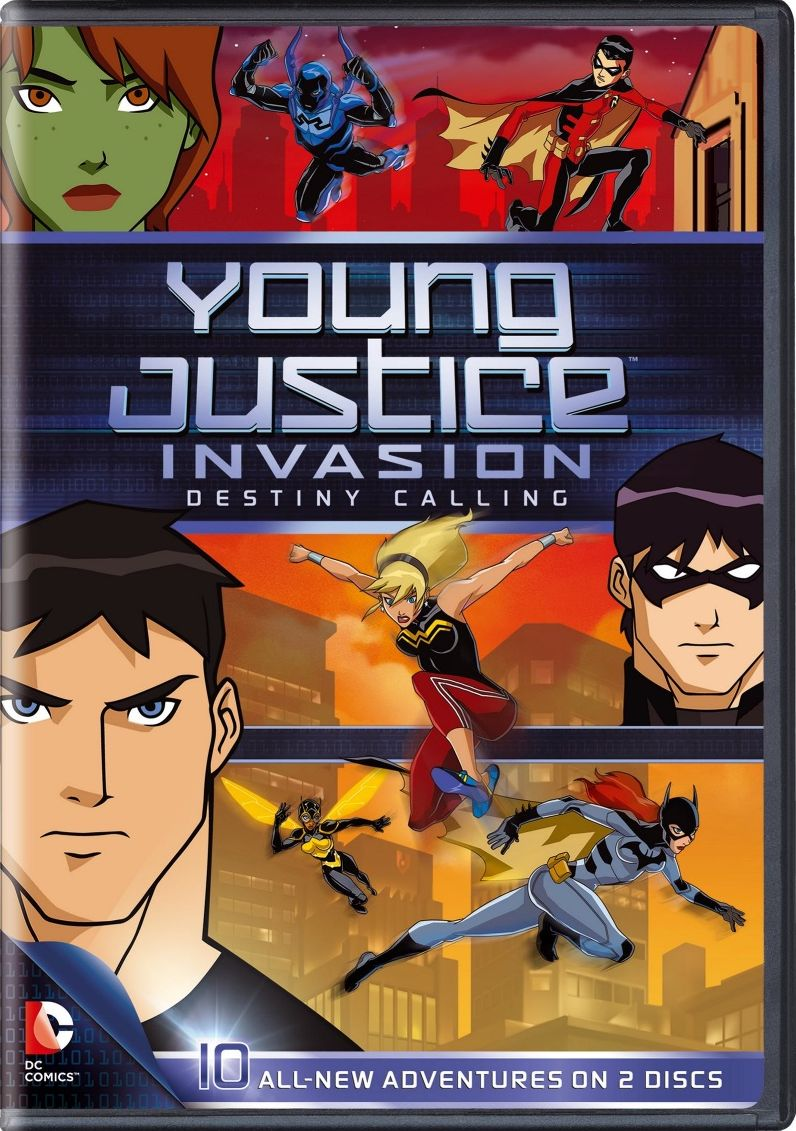 Young Justice Season 2 Torrent Magnet