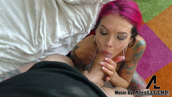Anna Bell Peaks Sucks Her way Out Of Trouble