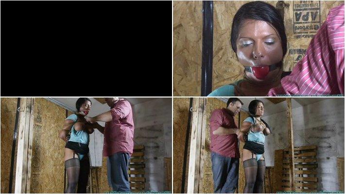 Torture_Bondage-This is What Alexis Rain Gets for Losing the Escape Challenge - Part 1