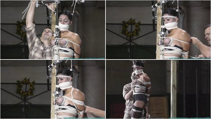 Torture_Bondage-Sahryes Performance Suffers So She must Do the same - Part 3