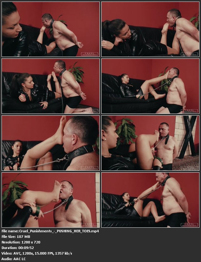 File name:Cruel_Punishments_-_PUSHING_HER_TOES.mp4