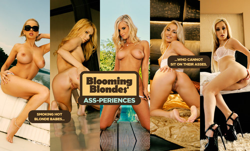 Blooming%20Blondes %20Ass periences1 m - [Life Selector, 21Roles] Blooming Blondes' Ass-periences