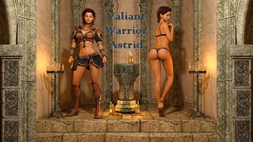 Valiant Warrior Astrid [v0.5] [DynamiteRedGames]