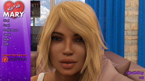 Likesblondes m - Life with Mary - Version 0.15 [LikesBlondes]