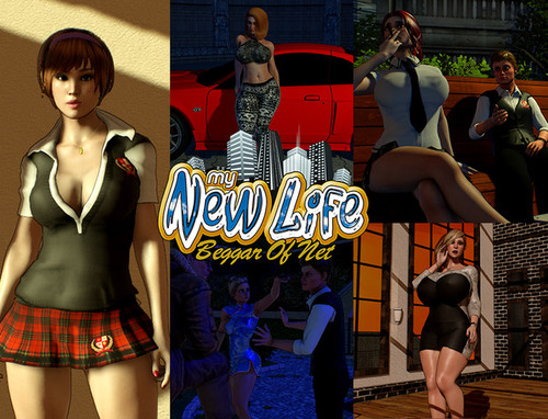 MyNewLifebyBeggarOfNet m - My New Life Version 1.6 - Study addict (Beggar of Net)