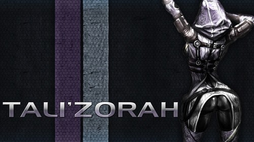 Tali Zorah%20nar%20Rayya%20Mass%20Effect%20%20assembly m - Tali'Zorah nar Rayya (Mass Effect ) assembly