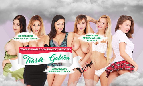 Teaser%20Galore1 m - Teaser Galore [LifeSelector] [21 Roles]