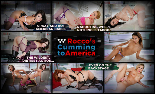 Rocco s%20Cumming%20to%20America1 m - Rocco's Cumming to America