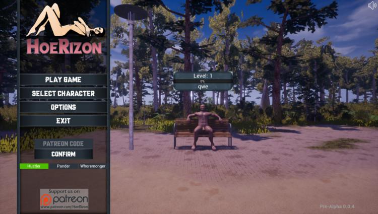 [Unreal Engine] HoeRizon  [M.Schneider]  (1),