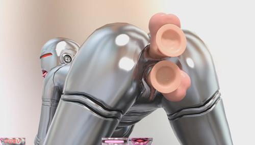 Porn Game: Futaya Robot version Complete