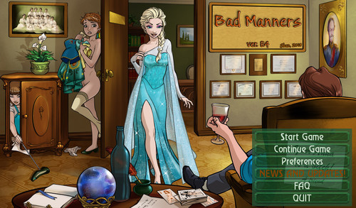 Bad Manners - Version E6 [Skaz Games Studio]