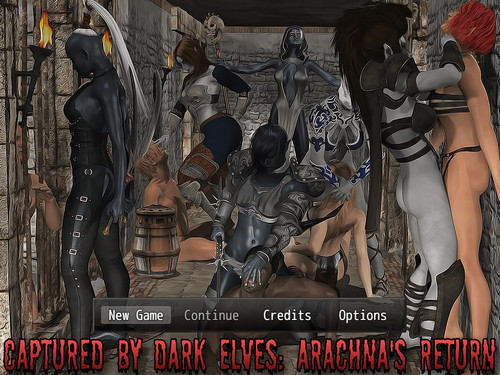 Captured by Dark Elves Episode 1 Secret HQ Edition