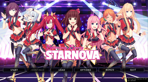 Shining Song Starnova 18+ Edition Love in space