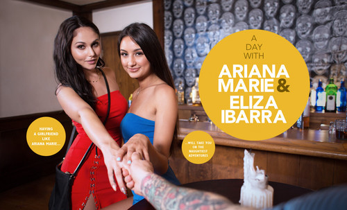 A%20day%20with%20Ariana%20Marie%20%26%20Eliza%20Ibarra1 m - A day with Ariana Marie & Eliza Ibarra [LifeSelector] [21 Roles]