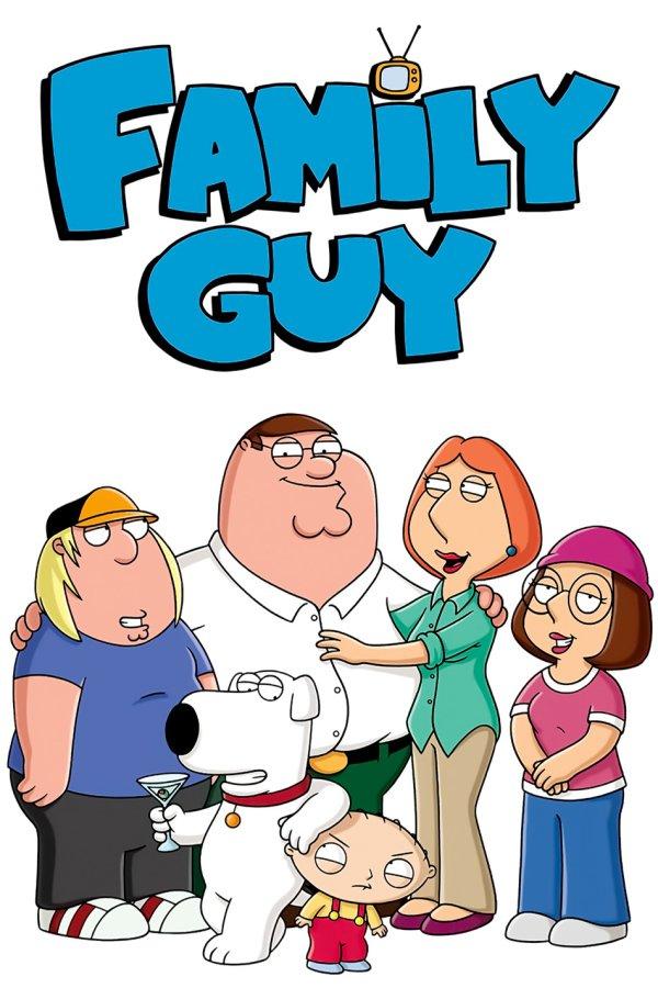 Family Guy S16,