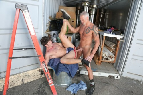 NastyDaddy – Pig Trainer (Dallas Steele & Devin Franco)  Bareback