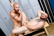 PrideStudios – Muscle Envy (James Stevens & Dax Carter)