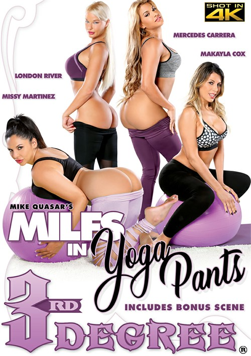 MILFS In Yoga Pants (3rd Degree) XXX DVDRip NEW 2018