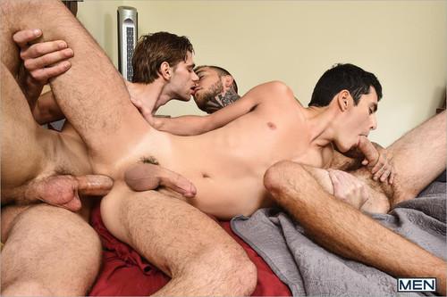 MEN – Collusion Part 3 (Brian Michaels, Dalton Briggs & Xavier Ryan)