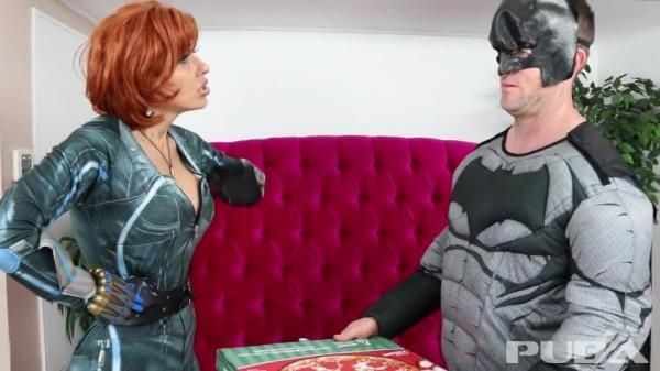 Puba – Savana Styles (Batman Delivers Pizza To Black Widow With His Special Sausage)