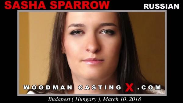 WoodmanCastingX – Sasha Sparrow