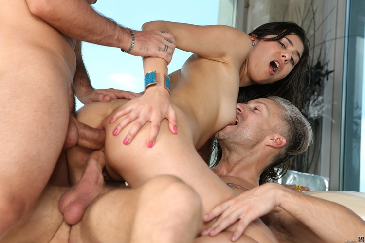 DPFanatics – Anya Krey (Come On Boys, Lets Have Some DP Fun)