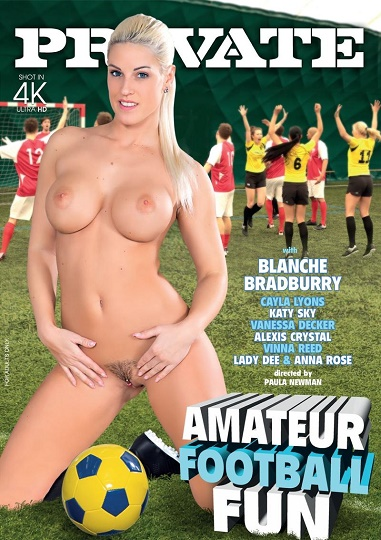 Amateur Football Fun (PRIVATE SPECIALS) XXX WEB-DL NEW 2018