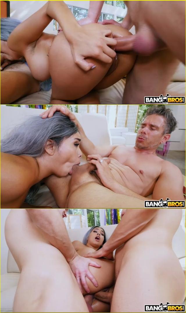 Dripping pussy pillow humping masturbation