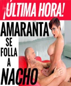 Amaranta Hank Vs Nacho Vidal