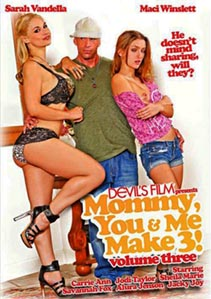 Mommy, You & Me Make 3-3