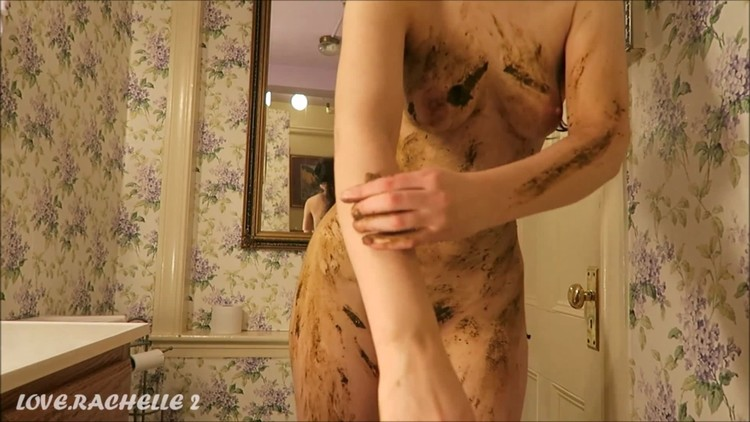 Smearing All Over and Fucking My Ass