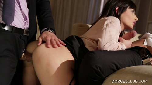 Ava Courcelles Reach The Orgasm With DP