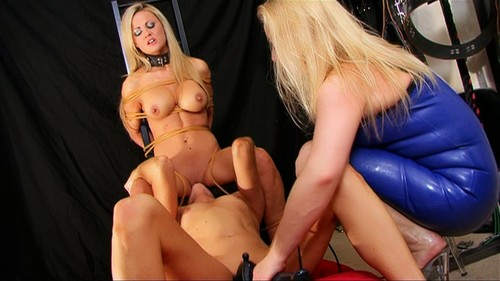 Double Trouble Tickle Fuck!