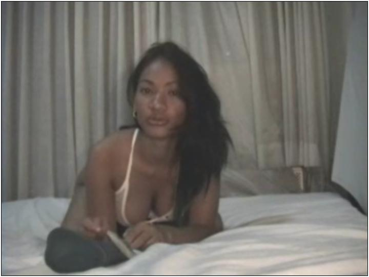 FilipinaCoeds Tricia dildo action