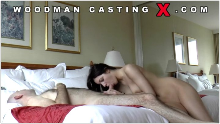 [WoodmanCastingX / PierreWoodman] Felicia Kiss (* Updated * / Casting X 140 / 13.06.15) [Hardcore, Anal, Deep Throat, Blowjob, Bal…