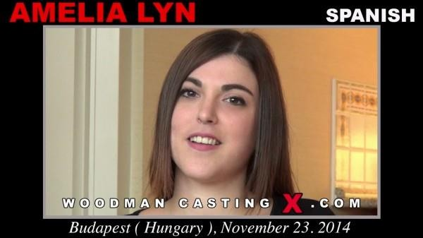 [WoodmanCastingX] Amelia Lyn (Casting X 134 * Updated * / 17.02.2016) [DP, Anal, Group, MMMF, Ass Licking, Swallow, Casting, All S…