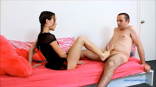 Footjob porno 🦶 Footjob
