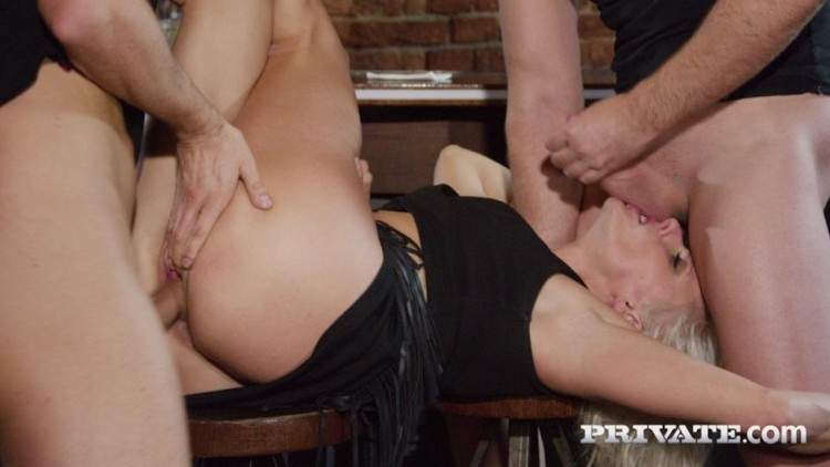 Anal Introductions - Private - Britany Bardot aka Brittany Bardot - Brittany Bardott, Horny Milf Rides a Threesome with Anal and DP - 22.03.2018  - 720p Free Download From pornparadise.org