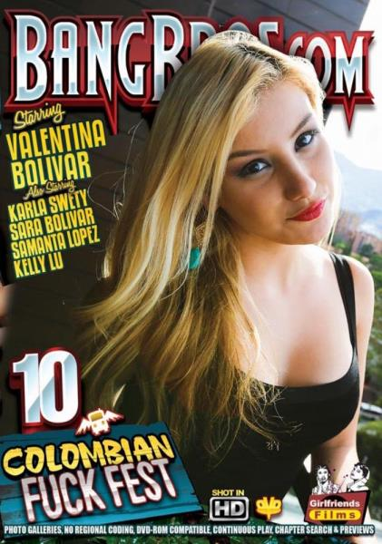 Colombian Fuck Fest 10