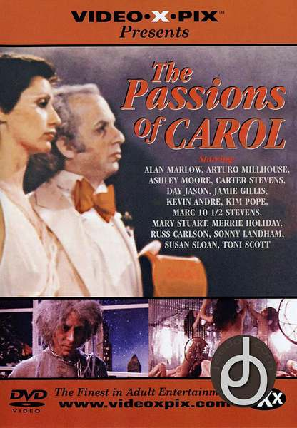 The Passions of Carol (1975/DVDRip)