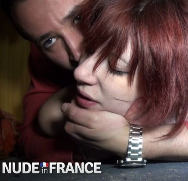 Pandora Doll - A real redhead slut student hard banged between two delevries - SD (2018/NudeInFrance.com/151 MB)