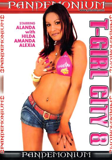 T-Girl City 8 (2007)
