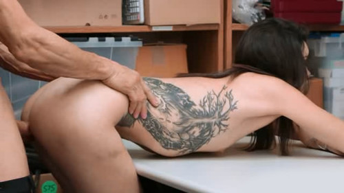 Eden sin Rape porn in doggystyle