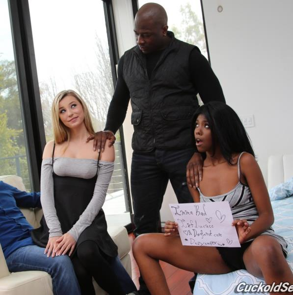 Daizy Cooper, Carolina Sweets (Daizy Cooper, Carolina Sweets) CuckoldSessions/DogFartNetwork [HD]