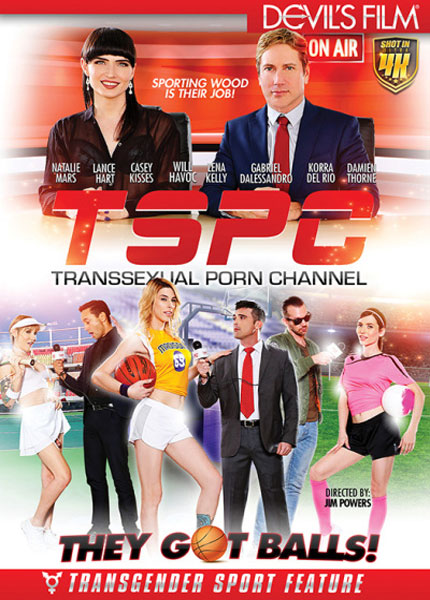 TSPC - TransSexual Porn Channel (2018)
