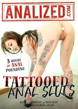 Tattooed Anal Sluts (2018)