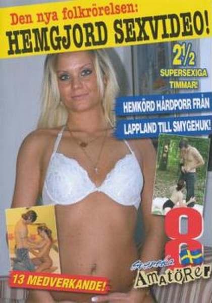 Svenska Amatorer 8 (2008/DVDRip)