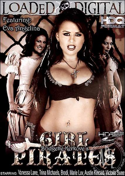 Austin Kincaid, Brandy Lyons, Vanessa Lane, Marie luv, Eva Angelina, Victoria Sweet - Girl Pirates (2005/WEBRip/SD) - DVDRip (2005/Loaded Digital/2.52 GB)