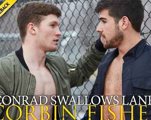 Conrad, Lane - Conrad Swallows Lane [HD] CorbinFisher - (299 MB)