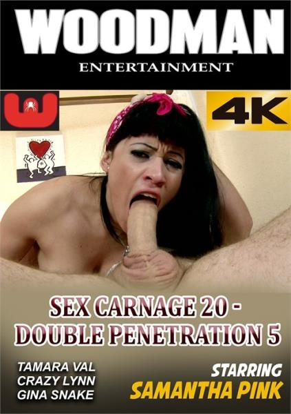 Sex Carnage 20 Double Penetration 5